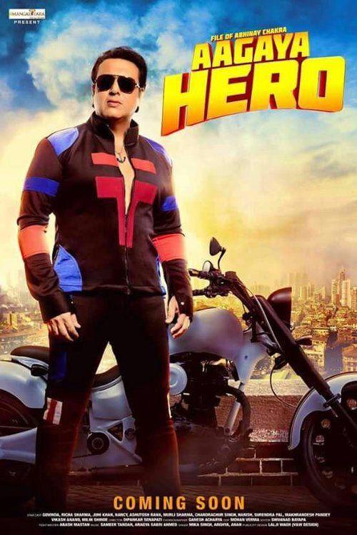 Aa Gaya Hero 【 FuII • Movie • Streaming