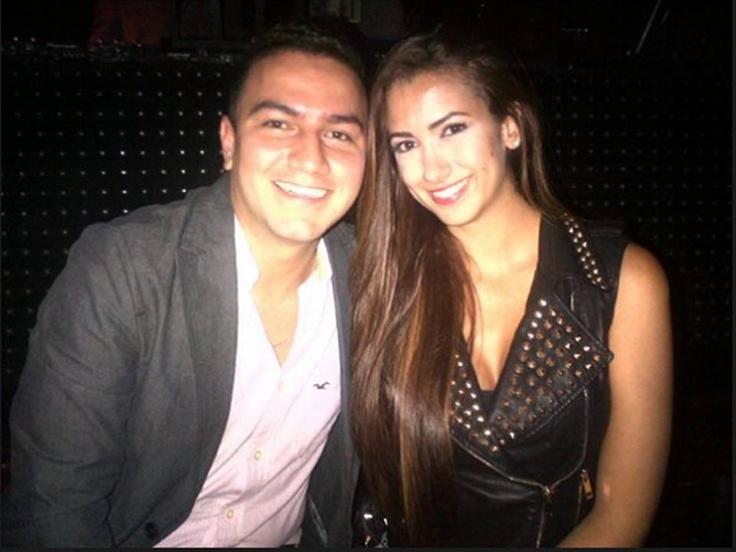 Con @LUCASVASQUEZC en Bendito