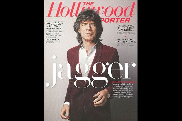 Mick Jagger reveals his plans to move from music to movies in bid to hit the big screen