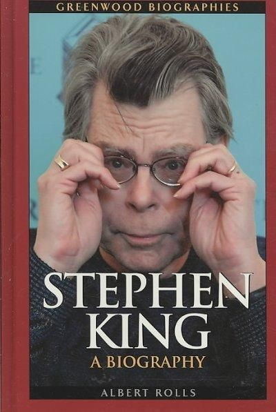 a biography of stephen king an american horror author