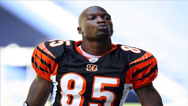Chad Johnson takes over for Chad Ochocinco