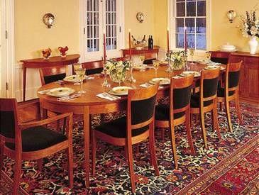 Thomas Moser Dining Set