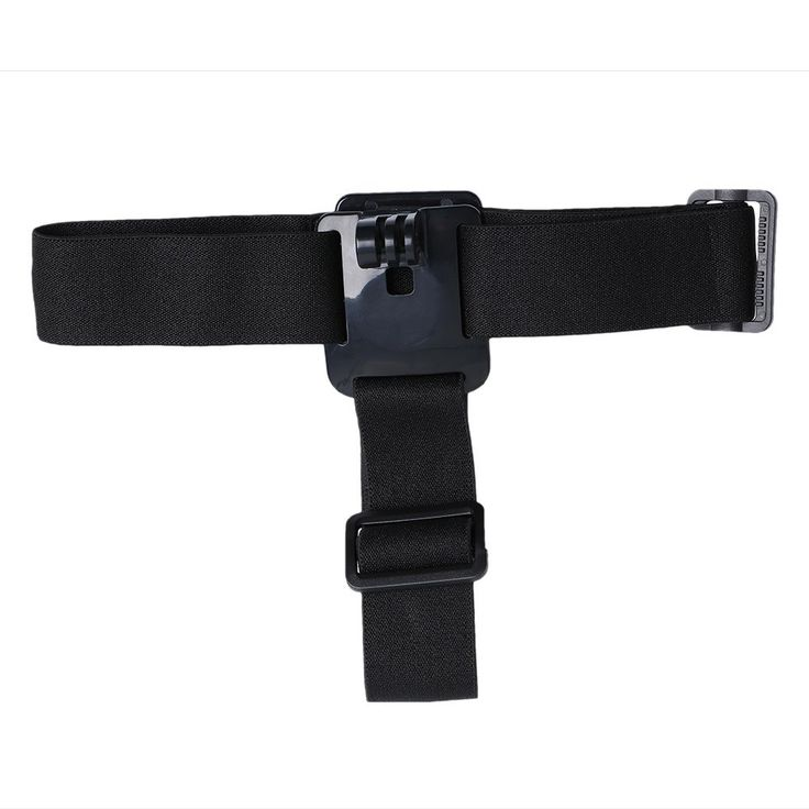 Cycling | Black Extreme Sport Head Fixed Straps