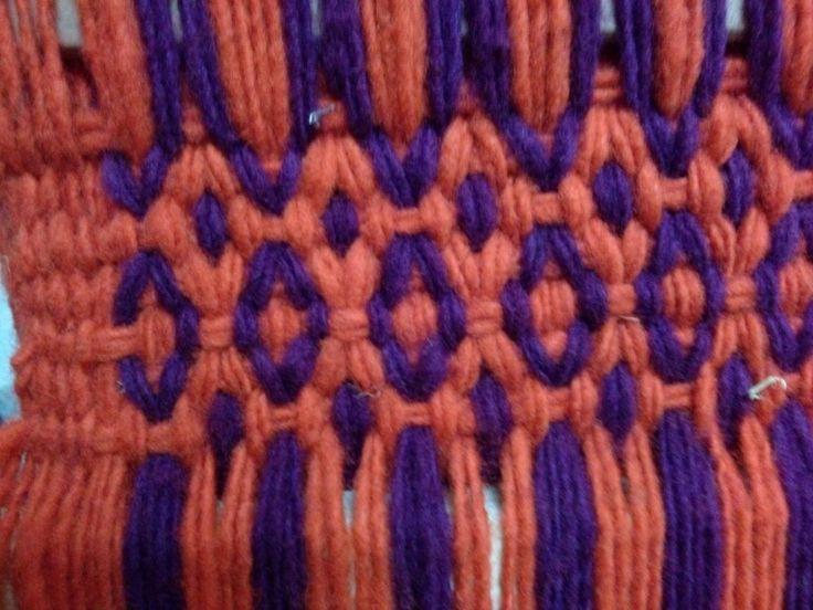 Ojo de guanaco, hecho por icha