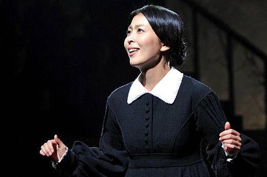 ミュージカル(musical)「ジェーン・エア(Jane Eyre)」 松たか子 Matsu Takako