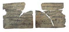lettera antica donna romana