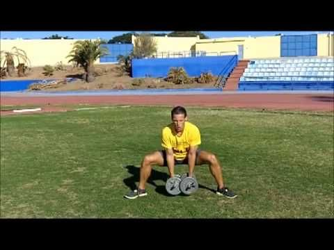 ▶ Crossfit by Peppy Fitness - sirkeltrening med manualer - YouTube