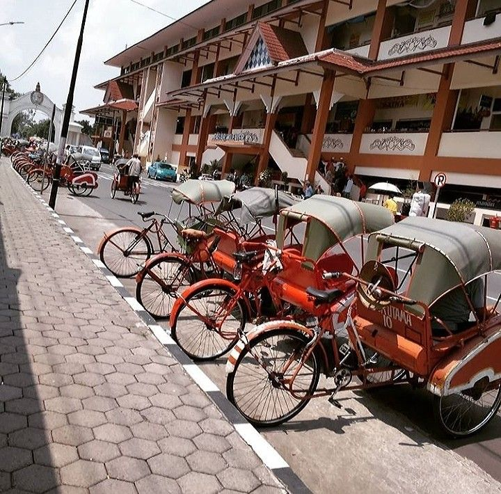 Pasar Klewer Kota Solo Jawa Tengah Wisata Solo Fotografi Kota Pemandangan
