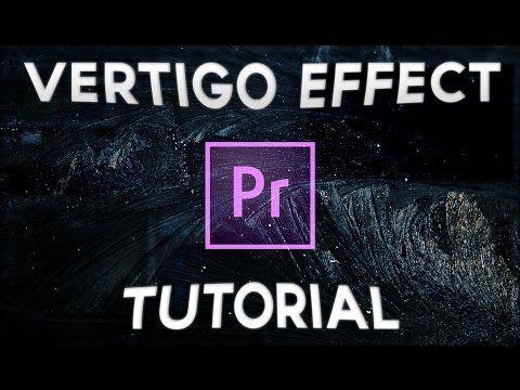 Quick Vertigo/Dolly Zoom Effect Tutorial (Adobe Premiere Pro CC 2016) - YouTube