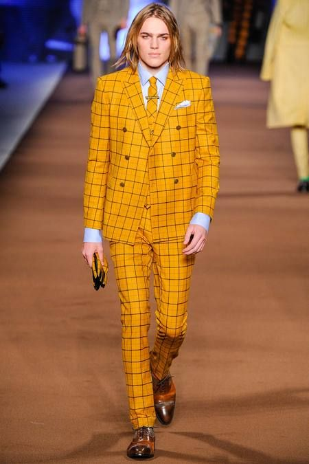 Etro Fall-Winter 2014 Men's Collection