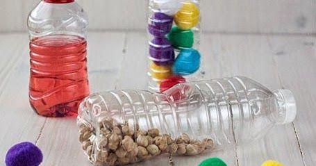 Para estos días de descanso o para los fines de semana venideros os traigo una idea de juguetes DIY, Al fin y al cabo, a nuestros p...