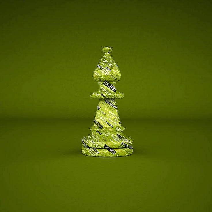 #TheGreenBishop #PremiumChess #art #illustration #3Dartwork #3Ddesign #chess #LikeableDesign #chesspieces #chessart ♕ ♔ ♖ ♗ ♘ ♙