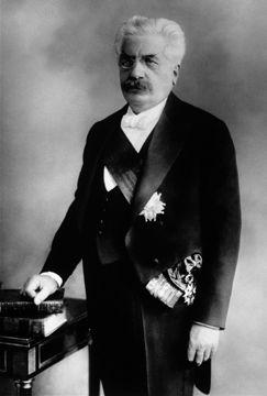 Alexandre MILLERAND (1859-1943) - Présidence de la République de 1920 à 1924