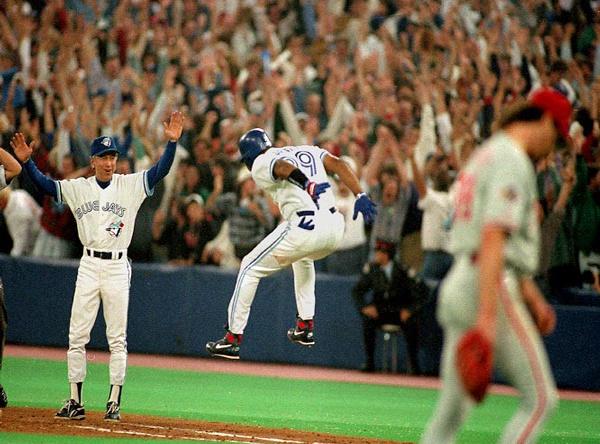 Toronto Blue Jays. Back 2 Back World Series Champions.