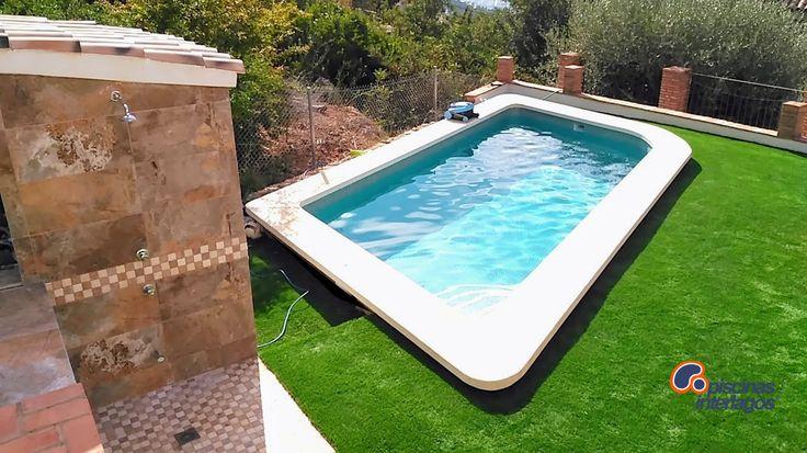 35 best piscinas cl sicas de gresite images on pinterest for Piscina benicassim