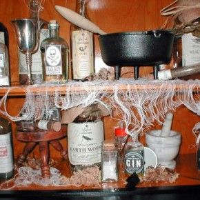 before you start changing your halloween kitchen utensils you have to determine the theme of your decorations first find best tips about halloween kitchen