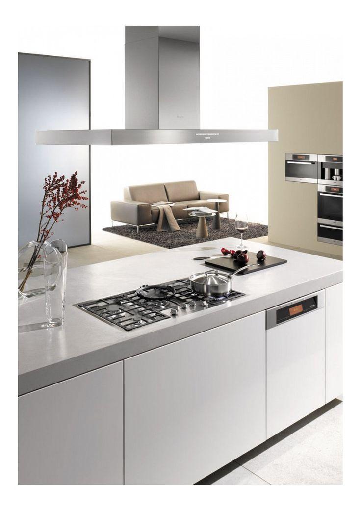 Keuken vind ik verder lelijk, kookplaat is wel de shit KM2357GRV