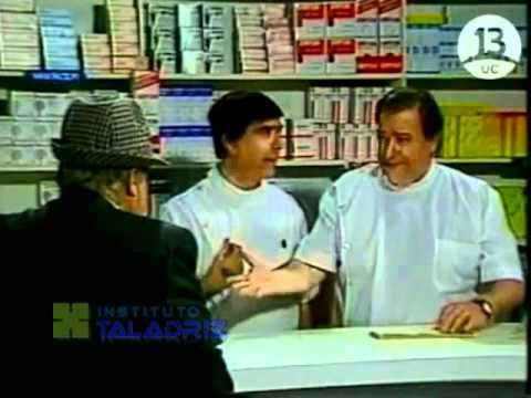 Paciente conflictivo en la farmacia. - YouTube