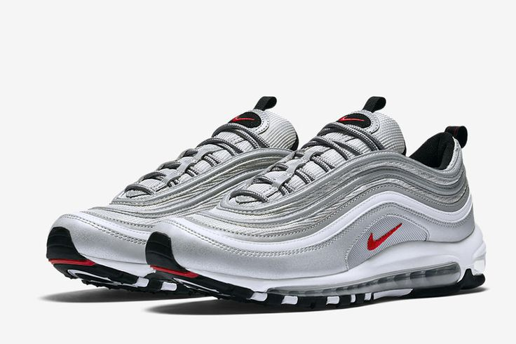Nike Air Max 97 OG 'Silver Bullet' 20th Anniversary Return - EU Kicks: Sneaker Magazine