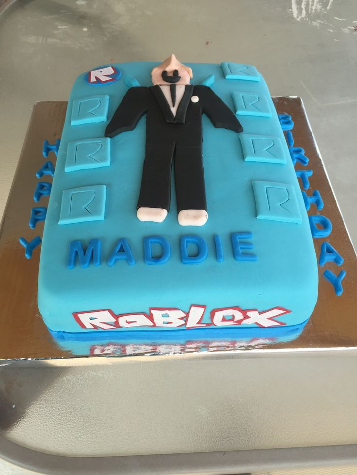 Roblox Birthday Cake Ideas Hmmm Pinterest