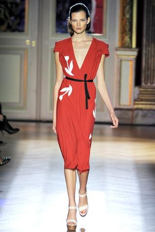 Roland Mouret Spring 2012 RTW   Model: Bette Franke: Crepes Dresses, Paris Fashion Week, Fashion 2012, Design Clothing, Roland Mouret, Spring Summer, Mouret Spring, Fashion Spring, Spring 2012