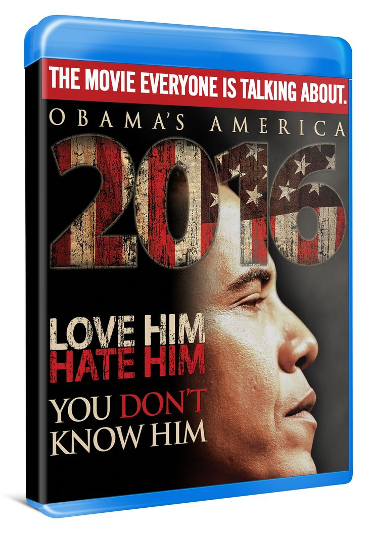 2016: Obama's America - Now on DVD! Immersed in exotic locales across four continents, best selling author Dinesh D'Souza races against time to find answers to Obama's past and reveal where America will be in 2016.