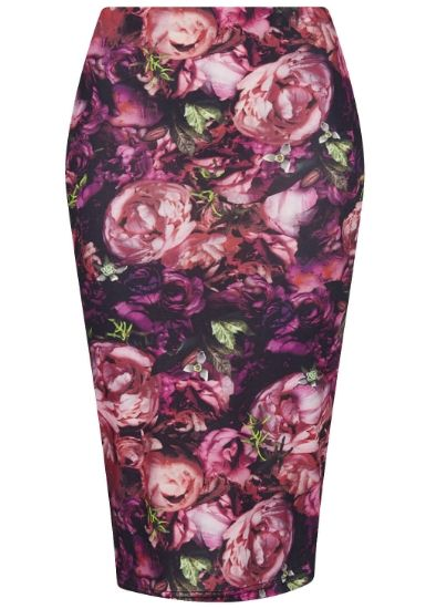 Trend: 15 Dark Floral Fashion Finds - The Kit