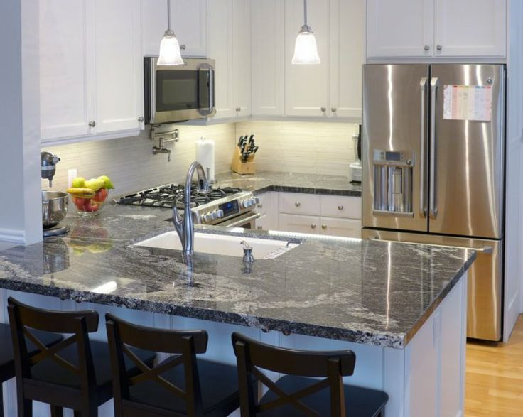 Tempest Black Granite Granite Countertops In 2019