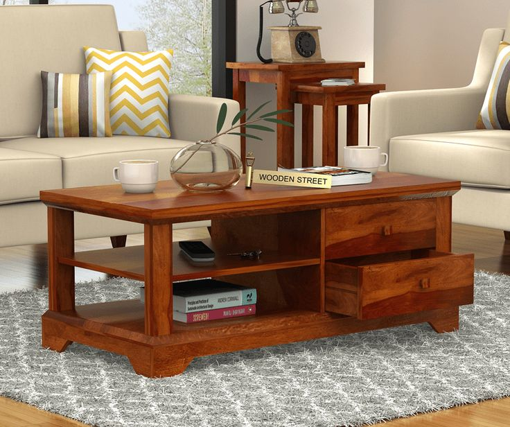 Add charm to your living room with Dempsie Center  Table  Its honey  finish. 41 best Coffee Tables images on Pinterest   Coffee tables  Wooden