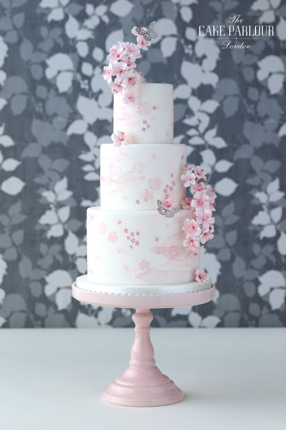 465 Best Wedding Cakes Images On Pinterest