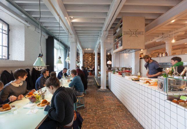 De leukste healthy hotspots  van Antwerpen