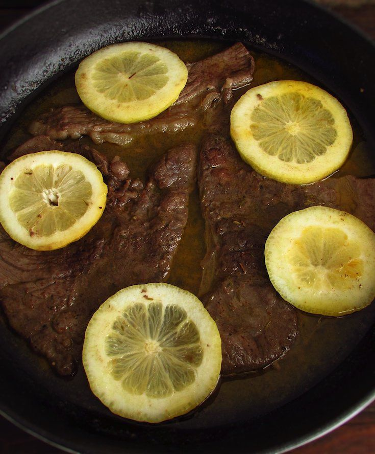 Steaks with lemon and honey | Food From Portugal. Want to innovate in your steaks recipes? We present this tasty steaks recipe prepared with the delicious lemon and honey flavors! Try it, you'll love it…