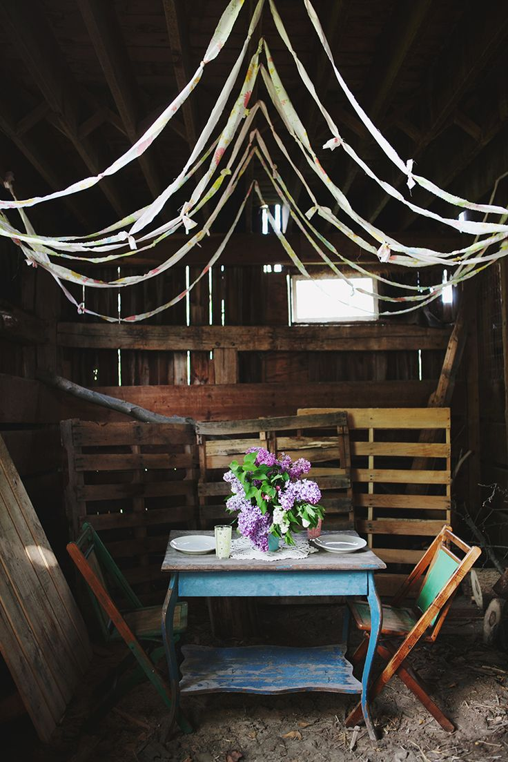 diy fabric canopy