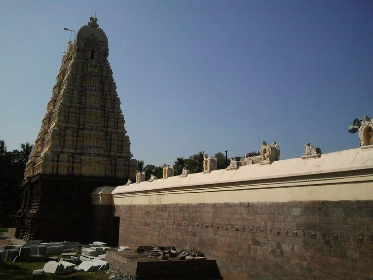 Vellore - Sri Jalagandeeswarar Temple