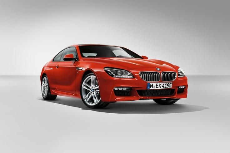#BMW 6 #Serisi M #Sport Daha Fazla Ekipman İle Geliyor