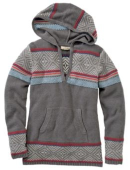 Natural Reflections® Jacquard Sweater Hoodie for Ladies - Long Sleeve | Bass Pro Shops