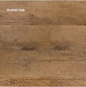 Our flooring - oaklands scarlet oak