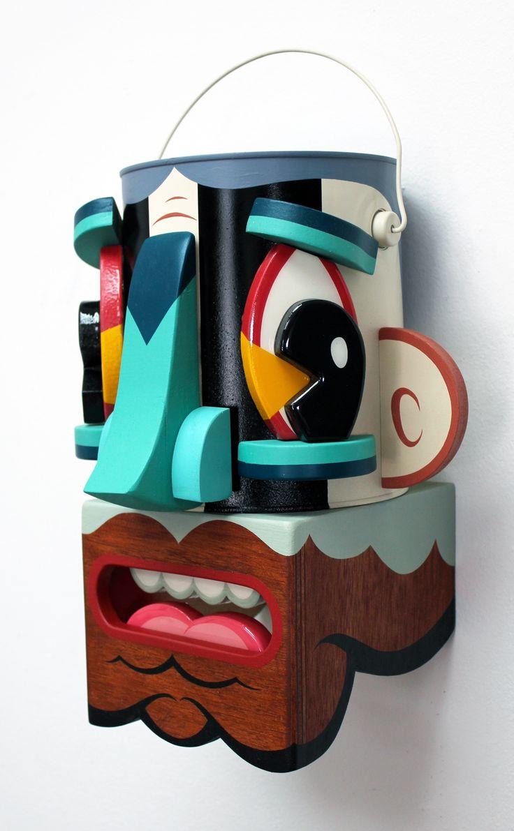 Mi trabajo «artista Alex Yanes