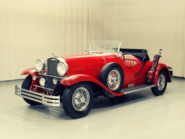 1929 Kissel White Eagle Speedster!