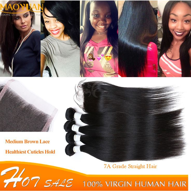 "6A Grade Cheap Straight Brazilian Virgin Hair with Closure Unprocessed Remy Human Hair Weft With Closure 3 Bundles With Closure     #http://www.jennisonbeautysupply.com/  #<script type=\""text/javascript\\\"">  amzn_assoc_placement = \\\""adunit0\\\"";  amzn_assoc_enable_interest_ads = \\\""true\\\"";  amzn_assoc_tracking_id = \\\""jennisonnunez-20\\\"";  amzn_assoc_ad_mode = \\\""auto\\\"";  amzn_assoc_ad_type = \\\""smart\\\"";  amzn_assoc_marketplace = \\\""amazon\\\"";  amzn_assoc_region…"