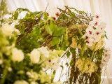 flower arrangement - enchanted theme