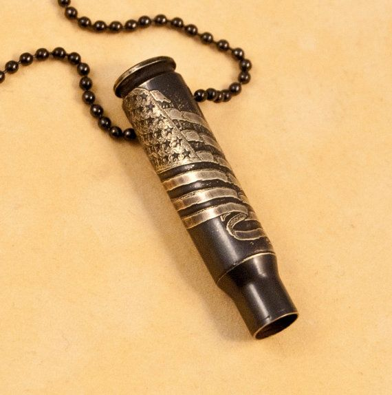 Hey, I found this really awesome Etsy listing at https://www.etsy.com/listing/181293306/etched-unisex-bullet-necklace-the-stars
