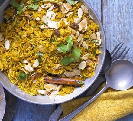 Spiced Rice, BBC GoodFood