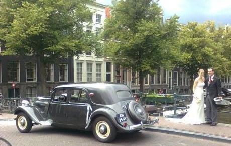 Traction Avant Berline uit 1951, Citromusee