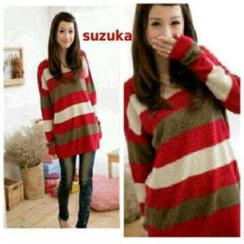 Rajut Korea 60rb All Size Fit to L