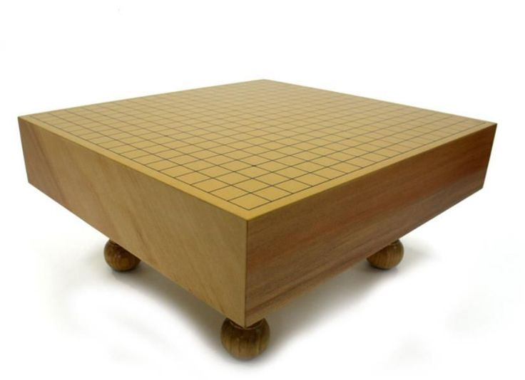 Go board game Table Traditional Japanese Baduk Game Floor Badook Stand