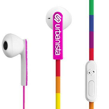 In-ear-hörlurar från Urbanista Läs allt om in-ear-hörlurar och andra hörlurstyper i vår hörlursguide: http://www.phonelife.se/horlursguiden