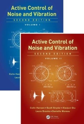 I'm selling cheap ebook -- Active Control of Noise and Vibration -- $205