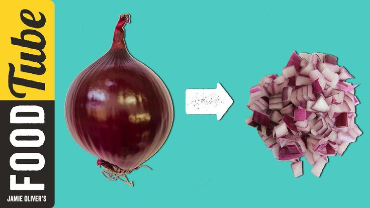 How To Chop An Onion   1 Minute Tips   Food Busker