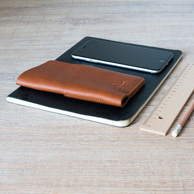 Bleu de Chauffe, protection iPhone 6+ #leather #iPhone #protection